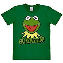 camiseta con rana Gustavo