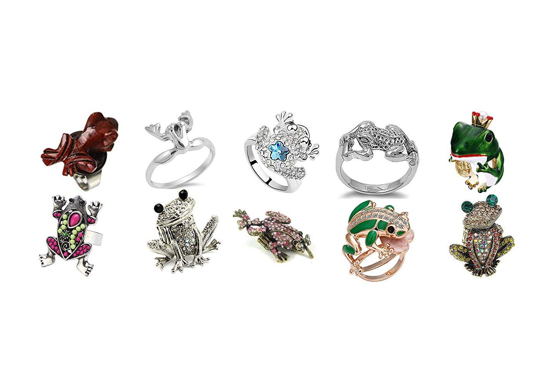 anillos de ranas