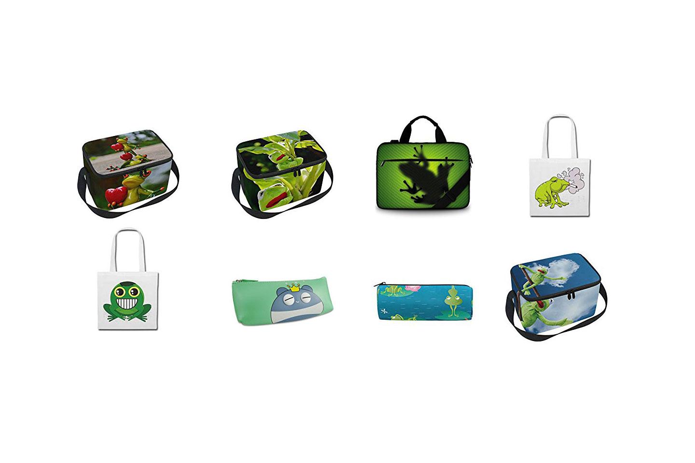 bolsos con ranas