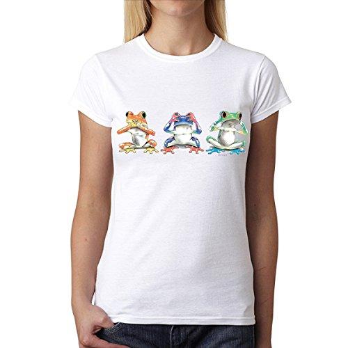 camiseta con ranas