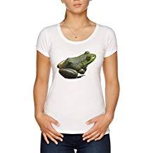 camiseta con rana