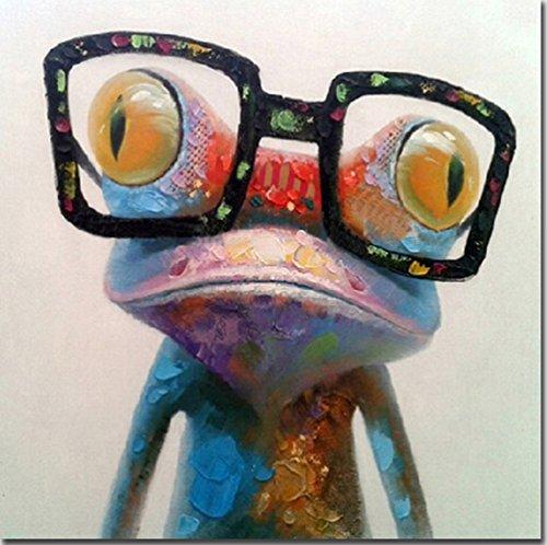 cuadro de rana
