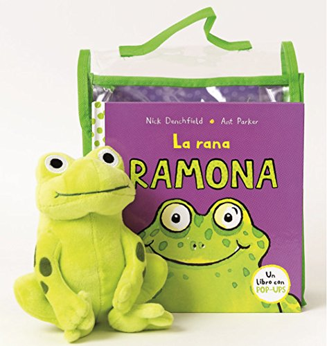libro de la rana ramona