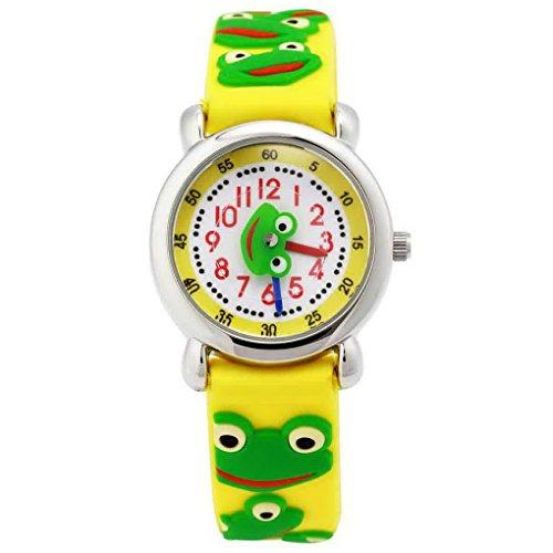 reloj de ranas